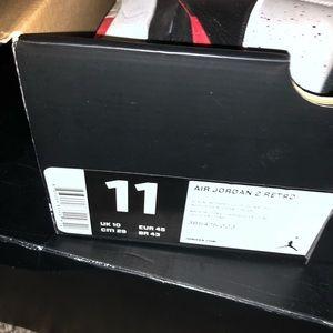 Air Jordan's 2